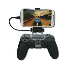 Smart Phone Mount Bracket Storage Holder Stand for Sony PS4 Game Controller