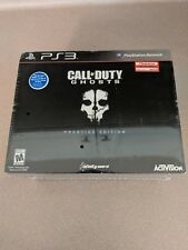 CALL OF DUTY GHOSTS PRESTIGE EDITION PLAYSTATION 3 PS3 BRAND NEW SEALED!-
