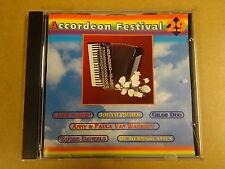 CD / ACCORDEON FESTIVAL 29