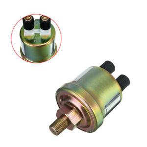 Engine Oil Pressure Sensor Gauge Sender Switch Sending Unit 1/8 NPT 80mmx40mm