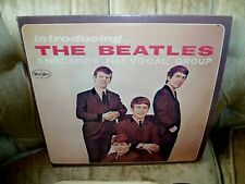 Introducing The Beatles - Vee-Jay - Stereo - Bootleg LP - Fake Release