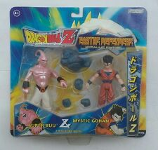 Dragon Ball Z Earth's Defenders Metallic Edition 2-pack Super Buu & Mystic Gohan