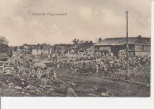 Binarville (Argonnenwald) Zerstört feldpgl1915 200.866