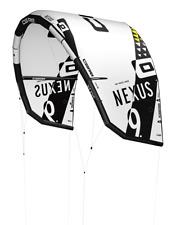 CORE NEXUS wie neu 9 m² leicht gebraucht UVP 1449€ Kitesurfen  weiss