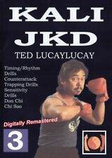 TED LUCAYLUCAY Kali Escrima  Jeet Kune Do (DVD Vol-3)