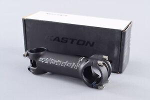 Easton EA90 SL Stem 1-1/8in Threadless 31.8mm 110mm 7 Deg Alloy Black Road Bike