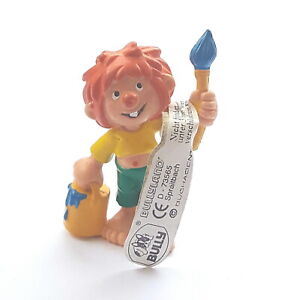 Figurine Collection Pumuckl Bully 1983 Pumuckl Painted 2in + Tag