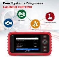 LAUNCH X431 Car OBD2 Diagnostic Scanner Fault Code Reader Scan Tool Holden Ford