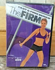 The FIRM 2 DVD Set Factory Sealed: Hips, Thighs & Abs, Express Cardio NEW!!! NIP