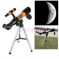 360x50mm 36x-120x Monocular Astronomical Telescope Outer Space Spotting Scope
