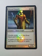 Mirran Crusader - FOIL - Buy a Box Promo (Magic/mtg) Rare