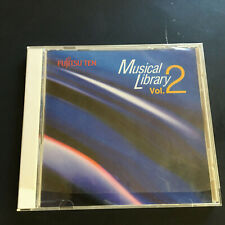 FUJITSU TEN LIMTIED Musical Library Vol. 2 NOT FOR SALE 1994 LIKE NEW