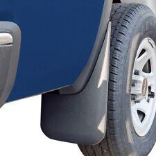 Fits Sierra 1500 Mud Flaps 2014-18 GMC Mud Guards Splash Molded 2 Piece Set Rear