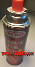 Gas One Gasone Butane Fuel Canister 8oz Cartridge