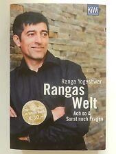 Ranga Yogeshwar Rangas Welt Ach so Sonst noch Fragen Kiwi Verlag