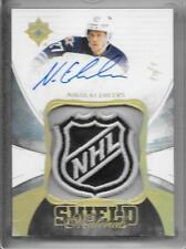 16-17 UD ULTIMATE COLLECTION AUTOGRAPH NHL SHIELD #30 NIKOLAJ EHLERS AUTO 1/1