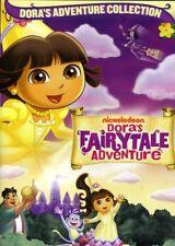 Dora the Explorer - Dora's Fairytale Adventure [New DVD] Full Frame, Dolby