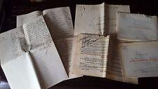 2 Documents Testaments Incroyable ! Révélation famille des Habsbourg Lorraine !