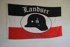 Bandiera bandiera bandiera Reich 1781 Deutsches Reich Lanser in fedeltà fisso Impero