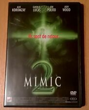 DVD MIMIC 2  Comme neuf !