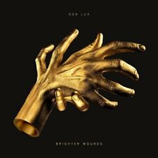 SON LUX BRIGHTER WOUNDS NEW SEALED LIMITED COLOURED VINYL LP IN STOCK