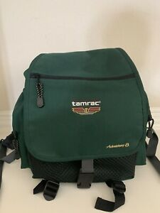 NWOT Tamrac Adventure 8 Camera Backpack Green New Never Used Great Condition