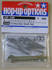 Tamiya Top Force Evo Turnbuckle Shaft Set NEW 53109