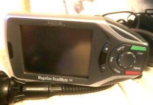 Magellan Roadmate 760 Car Portable GPS Navigator