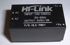 AC-DC 220v a 5v Mini Alimentatore Modulo UK STOCK
