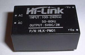 AC-DC 220V to 5V mini power supply module UK Seller