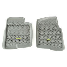 Fits Ford F150 2009-2014 Gray  Floor Liners Front  398490231