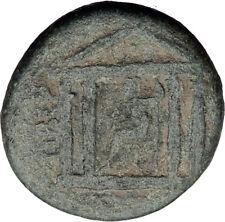 HADRIAN 118AD Jewish town of Tiberias Judaea Authentic Ancient Roman Coin i64220