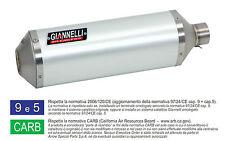 GIANNELLI SET TUBO DE ESCAPE IPERSPORT BMW F 650 GS 2008-2012 EXHAUST