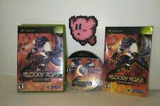 Bloody Roar Extreme (Microsoft Xbox, 2003) Complete & Tested NTSC Good Condition