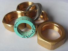 """Fittingsatz Verschraubung 4er Montage Set 3/4"""" bis 280°C Edelstahl Wellrohr DN16"""