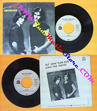 LP 45 7'' ALESSI Put away your love Long time friends 1982 italy(*) no cd mc dvd