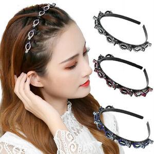 Hairband Headband Women Metal Hair Hoop Bangs Hairstyle Hairpin Hair Accessories