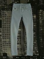 G-STAR RAW Damen Jeans W26 L29 hosengröße 34 Modell LYNN SKINNY COJ WMN