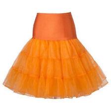 """26"""" Vintage Petticoat Retro Tutu Underskirt 50s Swing Fancy Net Skirt Rockabilly"""