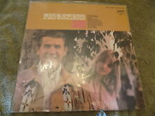 BUCK OWENS & HIS BUCKAROOS If You Ain't Lovin' LP Bakersfield hillbilly swing