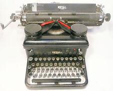 """vintage ROYAL TYPEWRITER w/ 15"""" CARRIAGE .. 5 KEYS STICK .. EVERYTHING ELSE GOOD"""