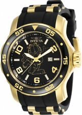 INVICTA Character Collection Garfield Black Dial Men's Watch 25157