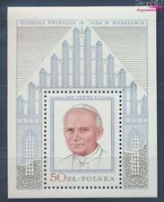 Polen Block76 postfrisch 1979 Papst Johannes Paul II. (7977030