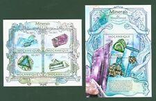 Mosambik Mozambique 2013 - Mineralien Turmalin Aquamarin Skapolith - Minerals **