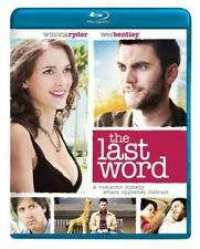 The Last Word Blu-ray Movie- Brand New & Sealed- Fast Ship!(VG-BRDTLW5431/VG-229