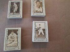 1981 Cramer Baseball Legends Set (Series 2... 31 thru 60) COMPLETE