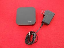 MINIX NEO X5 MINI STREAMING MEDIA PLAYER W/ WALL CHARGER WORKS GREAT CONDITION!!