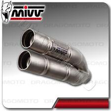 Kawasaki Ninja 300 2016 16 MIVV Exhaust Double Gun Full Titanium RC