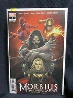 Morbius The Living Vampire 5 Marvel comic B60