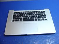 "MacBook Pro A1286 15"" 2011 MD318LL OEM Top Case w/Trackpad Keyboard 661-6076 ER*"